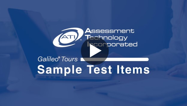 Sample Items video